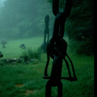 Morgan Bulkeley'swork, Chain with Arm in Fog