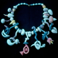 Morgan Bulkeley'swork, Necklace